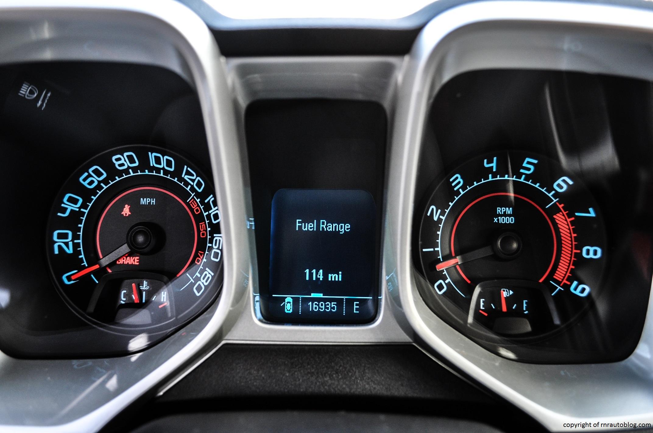 2011 Chevrolet Camaro SS Review RNR Automotive Blog
