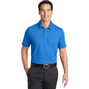 Nike Dri-FIT Solid Icon Pique Modern Fit Polo – 746099