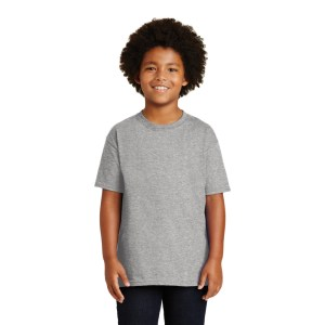 Gildan® – Youth Ultra Cotton® 100% Cotton T-Shirt – 2000B