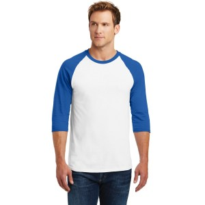 Gildan® Heavy Cotton™ 3/4-Sleeve Raglan T-Shirt – 5700