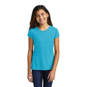 District ® Girls Perfect Tri ® Tee – DT130YG