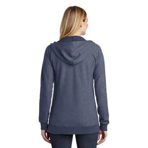 District ® Women's Perfect Tri ® French Terry Full-Zip Hoodie – DT456
