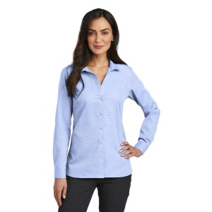 Red House® Ladies Nailhead Non-Iron Shirt – RH470