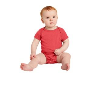 Rabbit Skins™ Infant Fine Jersey Bodysuit – RS4424