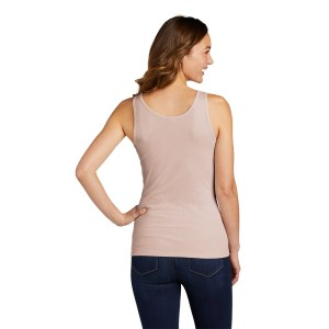 District® Women's V.I.T.™ Rib Tank – DT6021