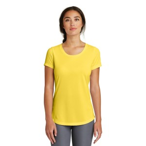 New Era® Ladies Series Performance Scoop Tee – LNEA200