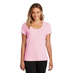 District ® Women's Flex Scoop Neck Tee – DT7501