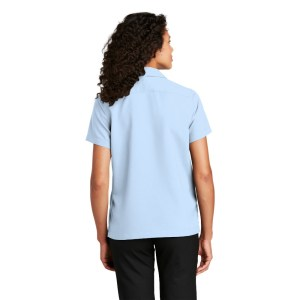 Port Authority ® Ladies Short Sleeve Performance Staff Shirt – LW400