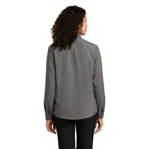 Port Authority ® Ladies Long Sleeve Performance Staff Shirt – LW401