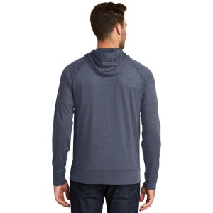 New Era® Sueded Cotton Blend Full-Zip Hoodie – NEA122