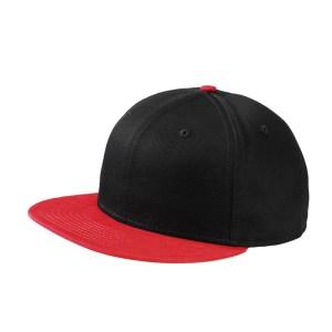 New Era® – Flat Bill Snapback Cap – NE400