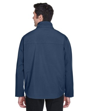 Devon & Jones Men's Soft Shell Jacket – D995