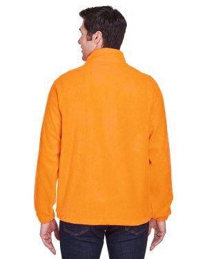 Harriton Men's 8 oz. Full-Zip Fleece – M990