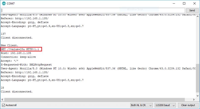 ESP32 Servo Motor Web Server with Arduino IDE   Random Nerd