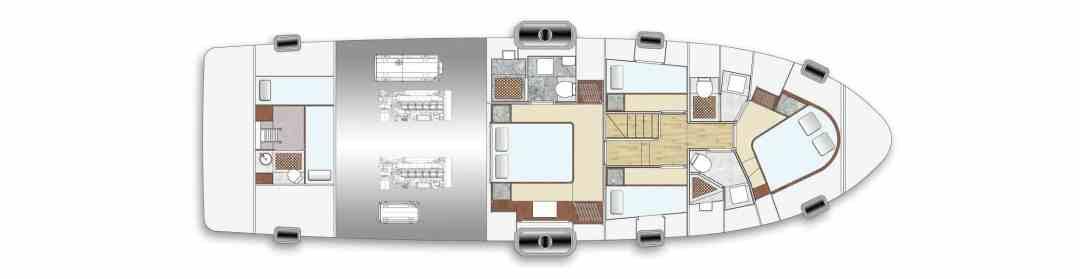 Main Deck Nomad 55