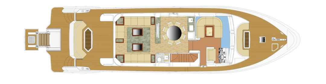 Main Deck Nomad 75