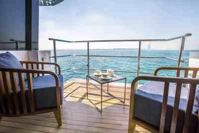 Majesty 140 Owners Balcony