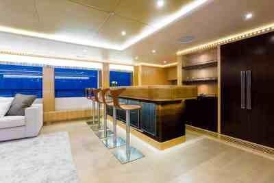 Majesty 155 Panoramic Saloon