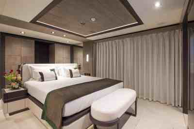 Majesty 175 VIP Guest Stateroom