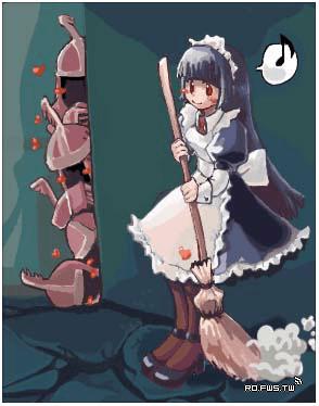 愛麗絲女僕卡片 - 卡片 - RO守遊資料庫 - RO手遊:守護永恆的愛(2017)