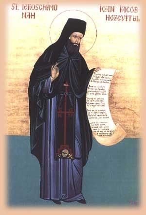Sf. Ioan Hozevitul