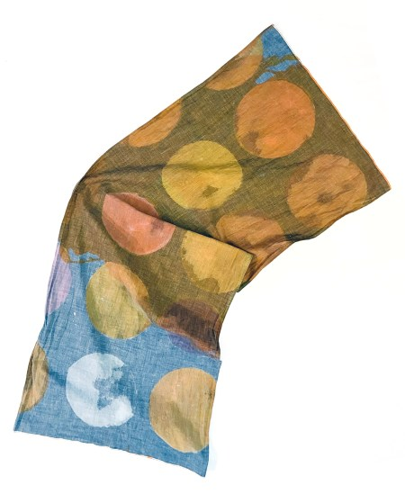 RO500 Abstract Scarf