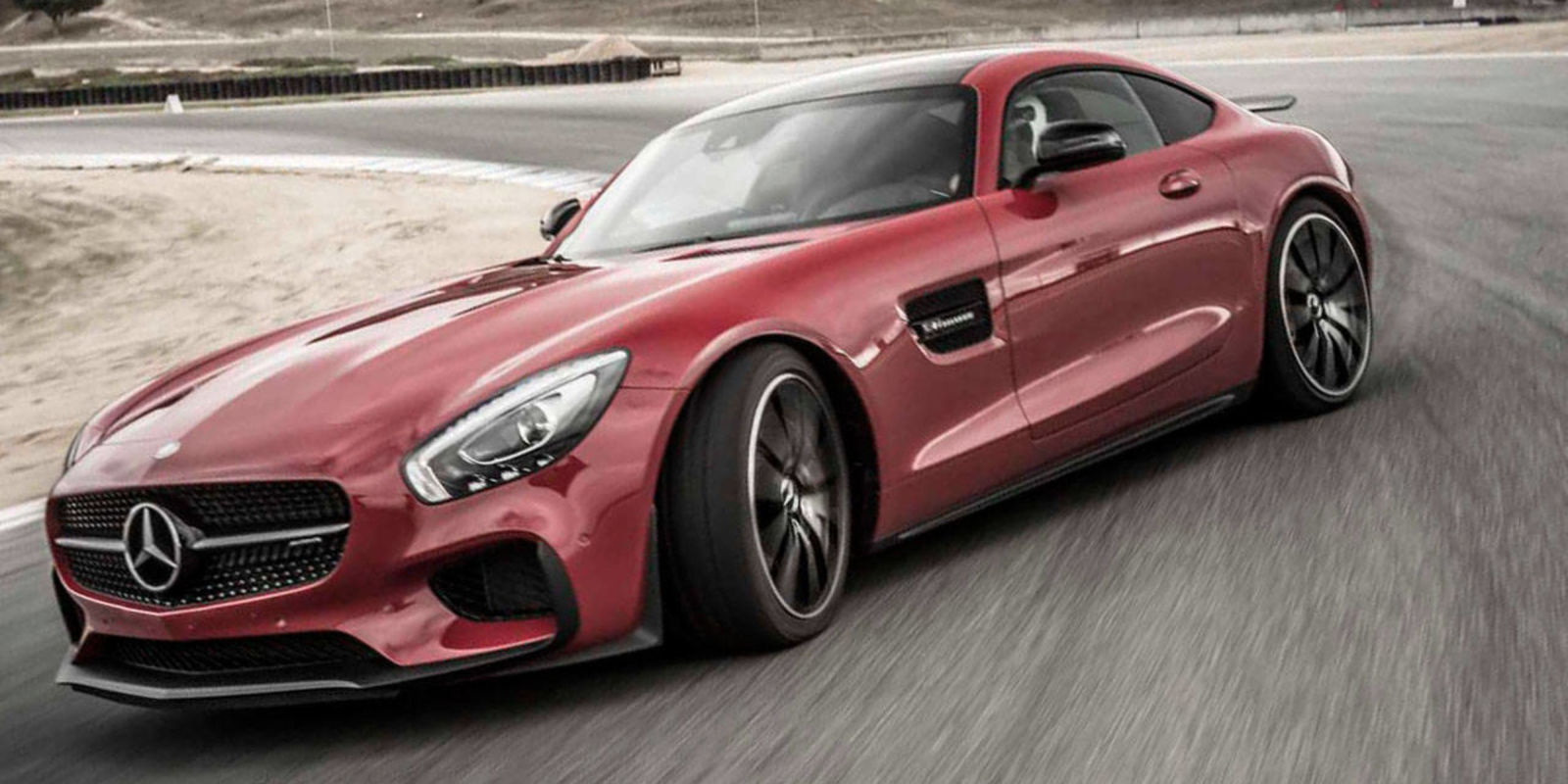 5 Things I Learned From Driving The 2016 Mercedesamg Gt S