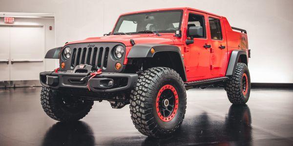 570+ Gambar Mobil Jeep Rubicon Modifikasi Terbaru