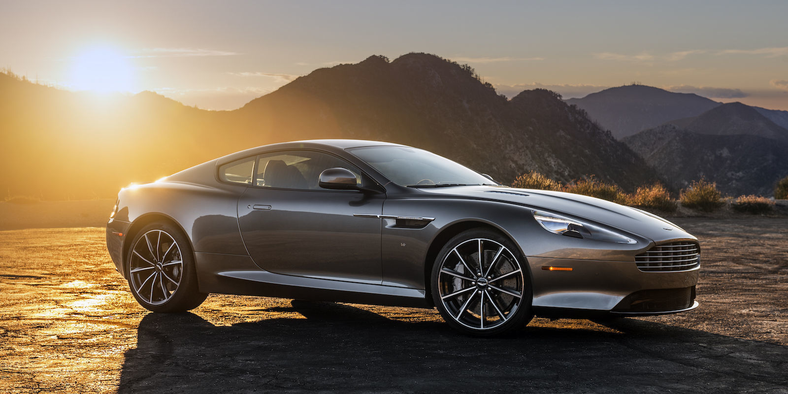 Aston Martin Db9, The Longlived Savior Of The Brand, Ends