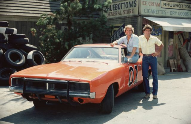 The Dukes of Hazzard ran 147 episodes over 7 seasons and a large number of 1969 Chargers were destroyed in filming. Some sources place the figure at over 300.