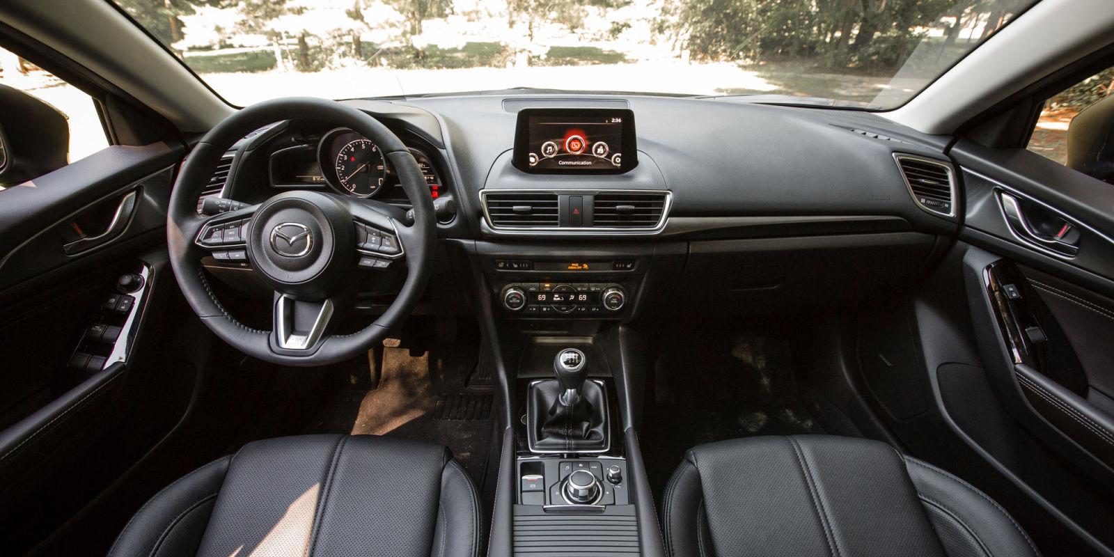 The Best Car Interior Available For Under 30000 Is In A