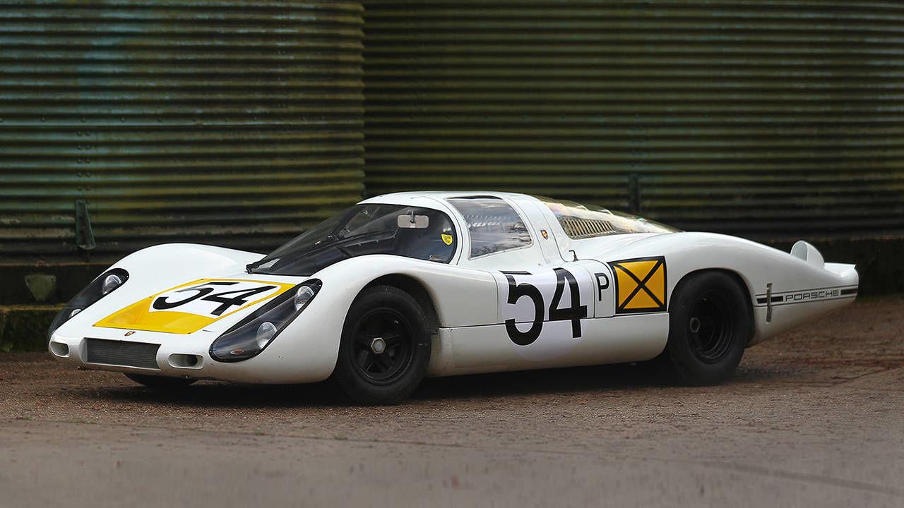 The Porsche 907 That Won At Daytona  Race Cars
