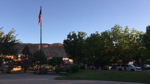 Abendstimmung in Moab