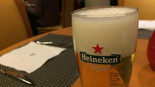 Gratis Bier macht gute Laune