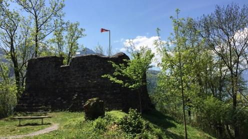 Burgruine Stralegg