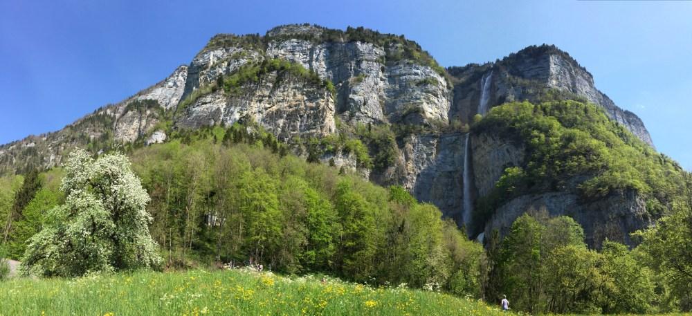 Seerenbachfälle-Panorama
