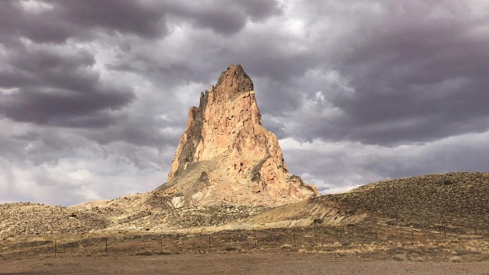 Anfahrt-Monument-Valley
