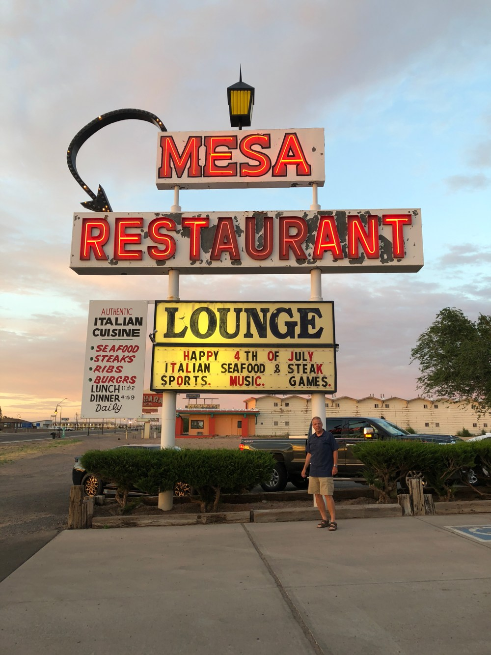 Mesa-Restaurant