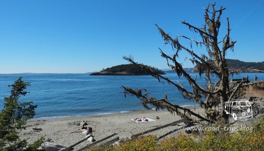 Deception Pass West Beach