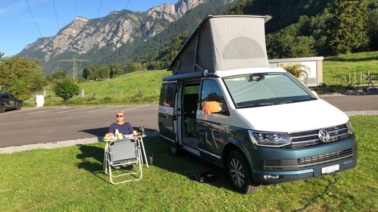 Walch's Camping und Landaus in Braz