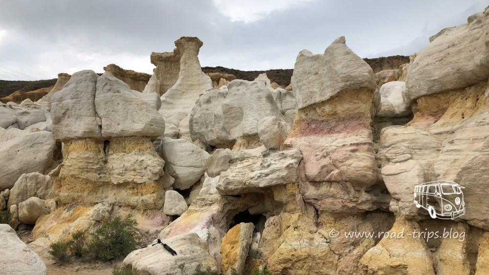 Paint Mines Interpretive Park bei Colorado Springs
