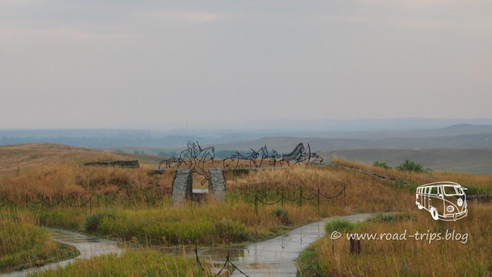 Little Big Horn Battlefield National Monument