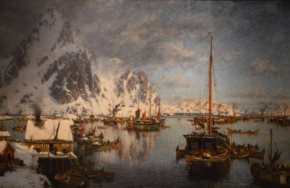 Gunnar Berg Fra Svolvær 1889