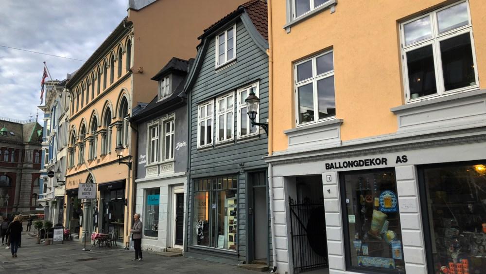 Bummel durch die Bergener Altstadt