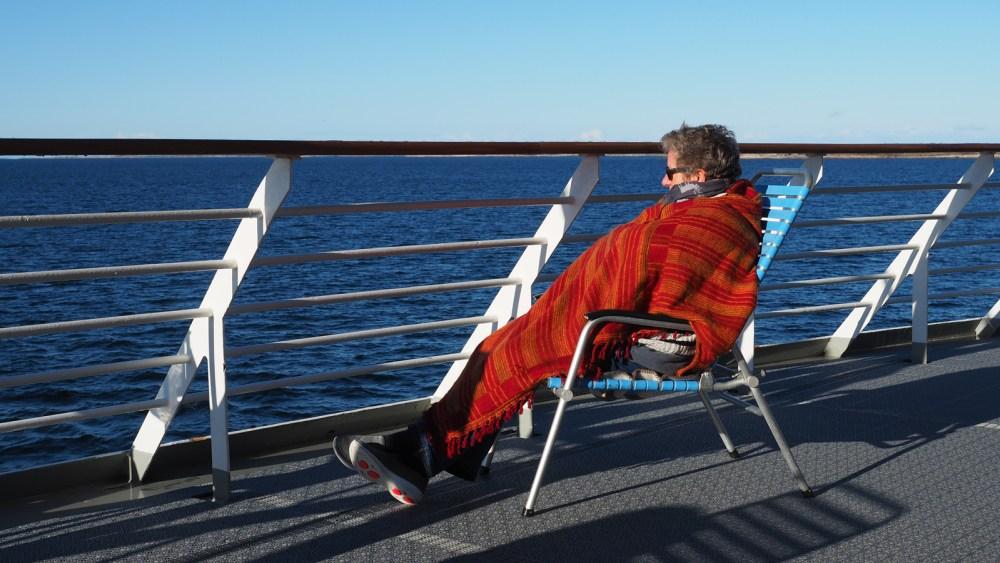 Mit der MS Polarlys unterwegs nach Bodø