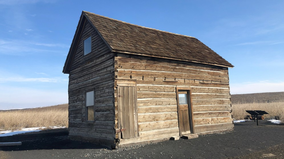 The Prince's Cabin in Frenchtown bei Walla Walla