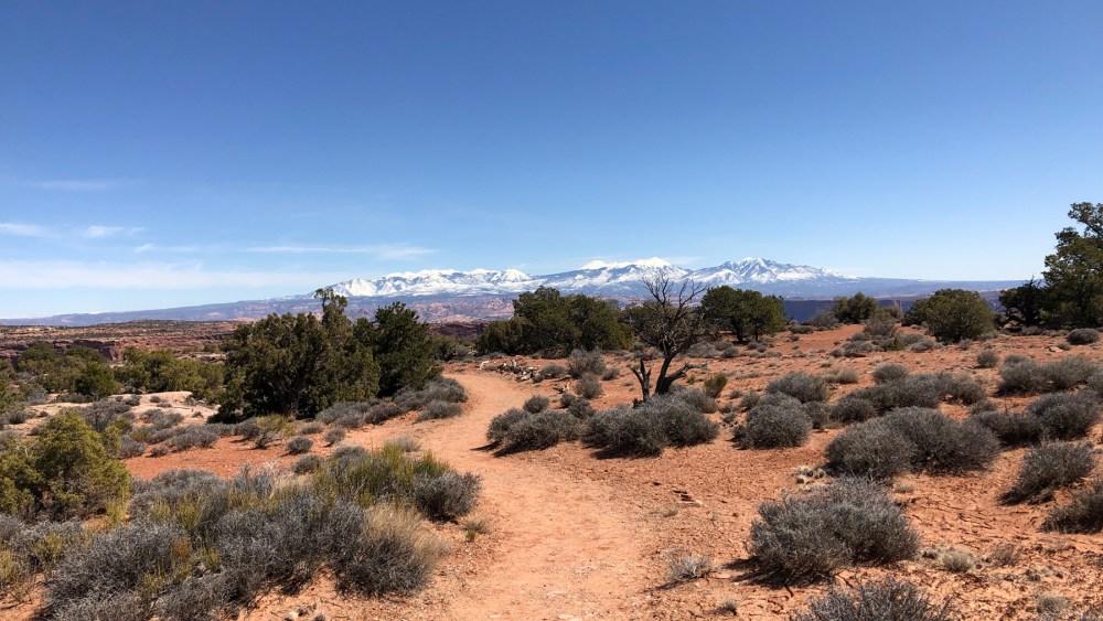 Big Horn Overlook Trail