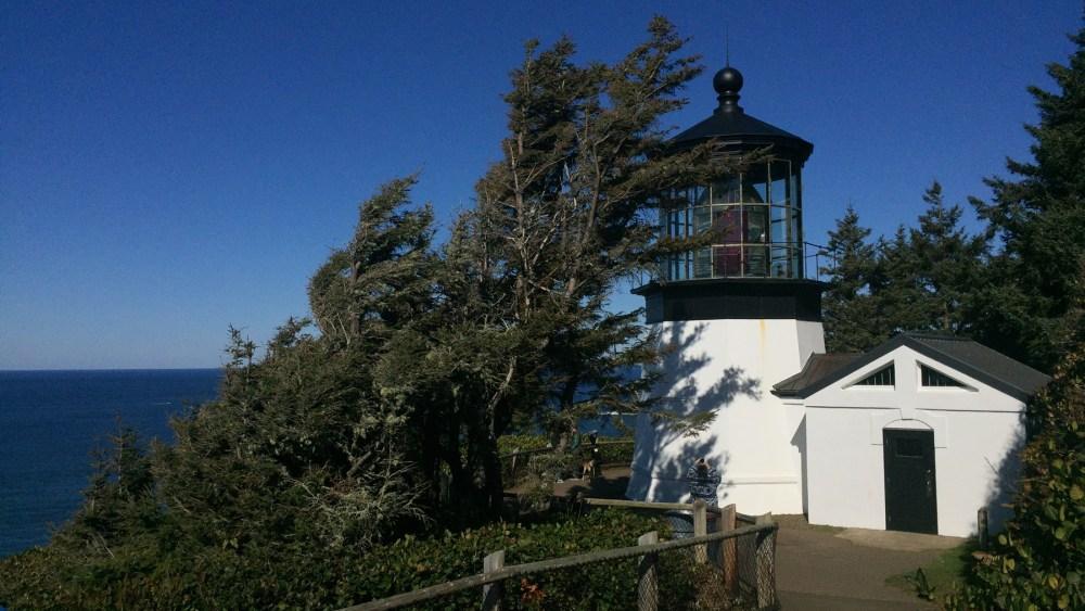 Cape Meares Leuchtturm