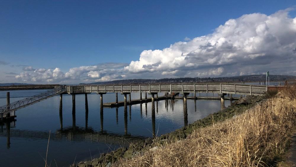 Im Hafen von Everett