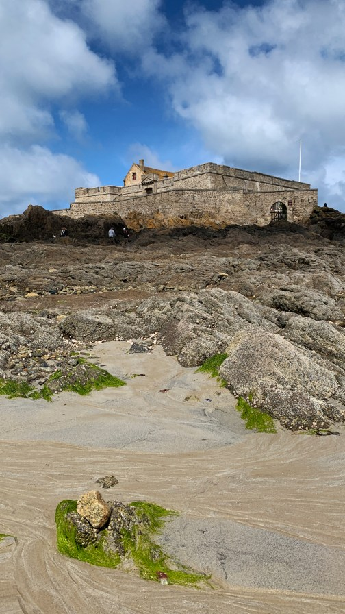 Fort National in Saint Malo